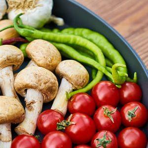 Autres produits végétariens